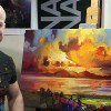 Scottish artist whose paintings captivated the world