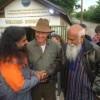 Susret dva indijska gurua na piramidama u Visokom