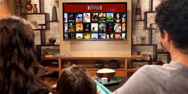 gledanje tv-a familija