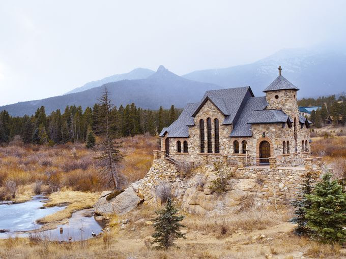 Chapel of the Rock, Estes Park Colorado
