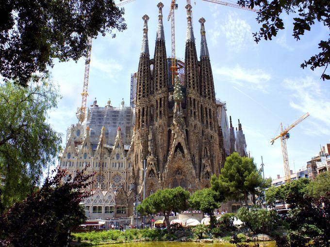 LaSagrada Familia Barcelona