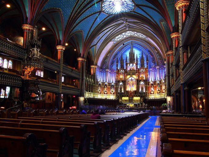 Notre-Dame Basillica Montreal