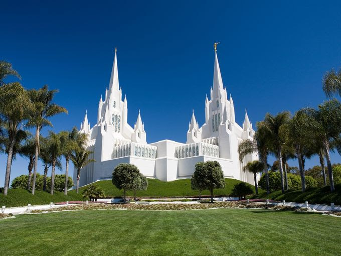 Temple of the Church of Jesus Christ of Latter-day Saints, San Diego