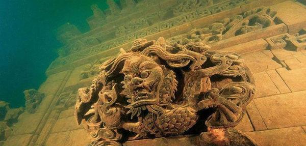 Lion-City-of-Quiandao-Lake-China