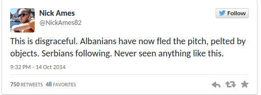 tweet srbija