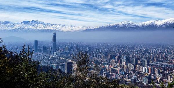 Čile 04 santiago