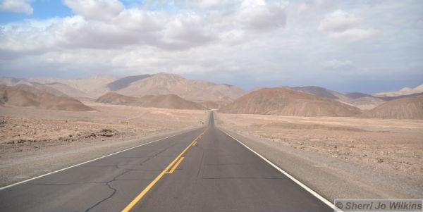 Čile autoput