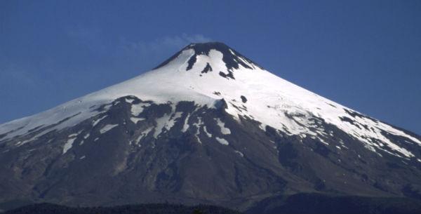 Čile villarrica