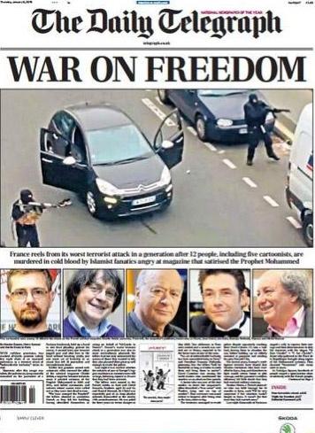 Charlie Hebdo 09