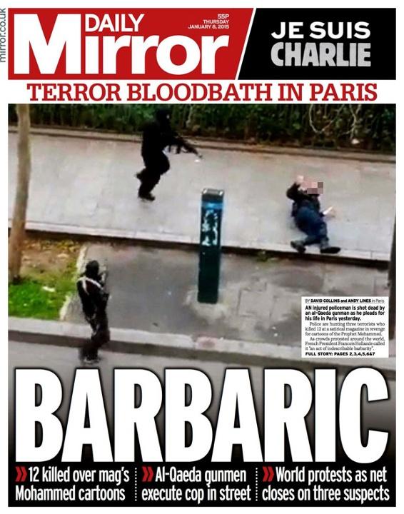 Charlie Hebdo 11