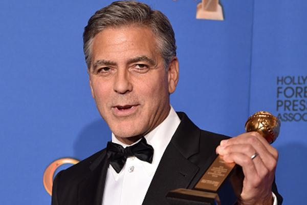 George Clooney GGA