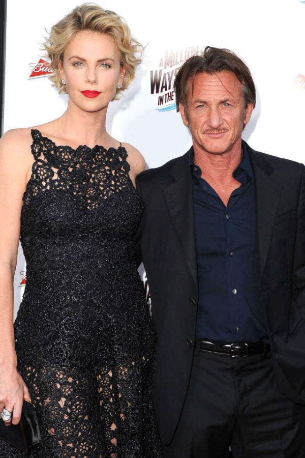 Sean Penn Charlize Theron 1