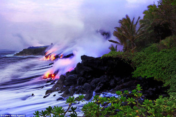 vulkan Havaji 08