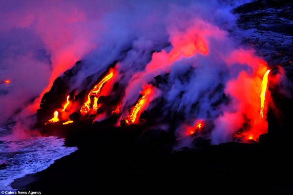 vulkan Havaji 11