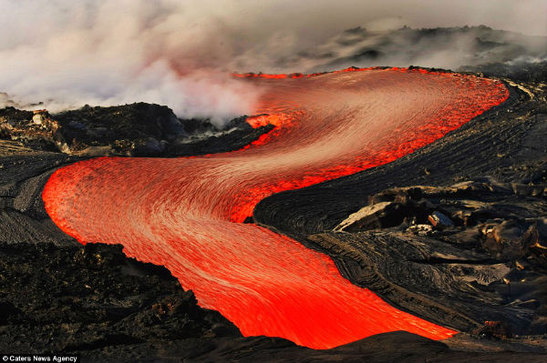 vulkan Havaji 13