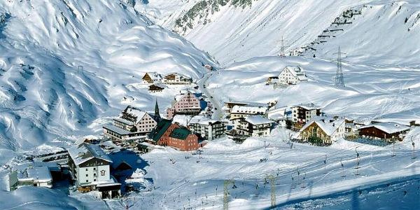 Kitzbühel Austrija
