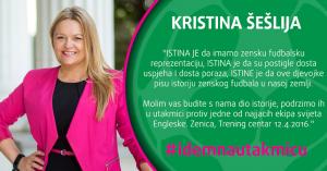 E poster Kristina